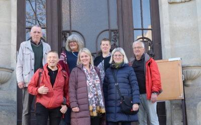 Islandští učitelé na Gymnázium Teplice