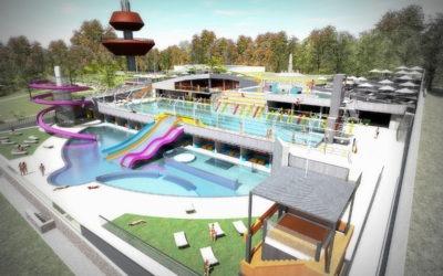 Vize nového letního koupaliště v Teplicích nabírá konkrétní podobu