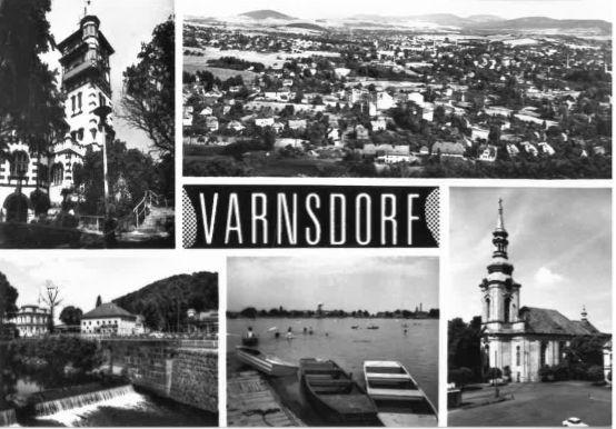 Varnsdorf vznikl z největší vesnice v Čechách