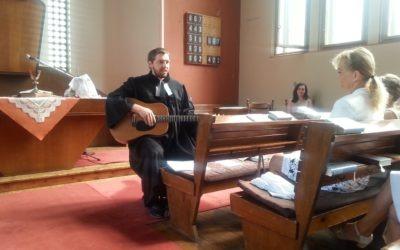 Jak se žije farářům