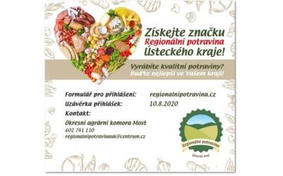 Regionální potravina Ústeckého kraje