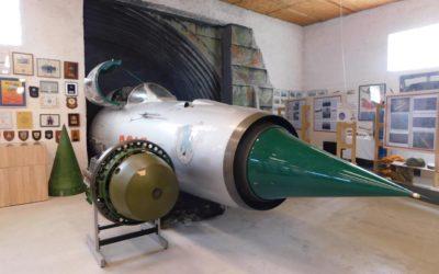 Letecké muzeum v Bezděkově (okres Louny) připravilo lepší zázemí pro návštěvníky