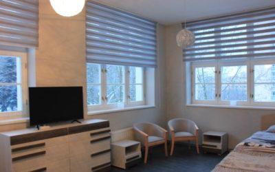 Nové komunitní bydlení pro klienty Domova pro osoby se zdravotním postižením v Litvínově