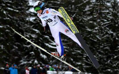 Skoky na lyžích v Krušných horách – jen slavná historie?