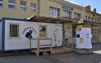 Nádraží Litoměřice město kontinuálně prochází modernizací