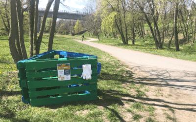 Pomohou pytlomaty zvýšit čistotu v okolí města?
