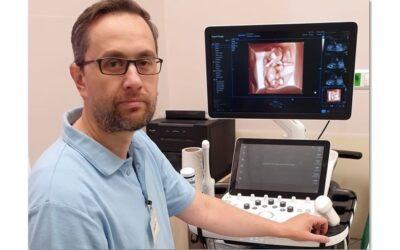 Děčínská nemocnice jako první v České republice nabídne maminkám 3D model plodu