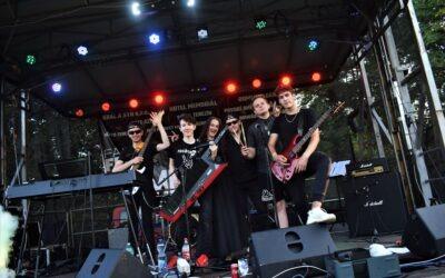 Rocková kapela Melodica