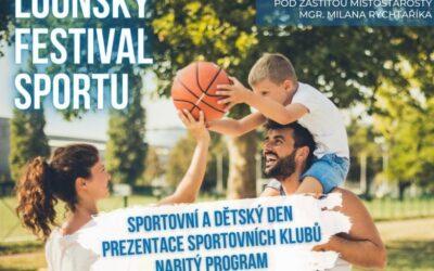 Lounský festival sportu