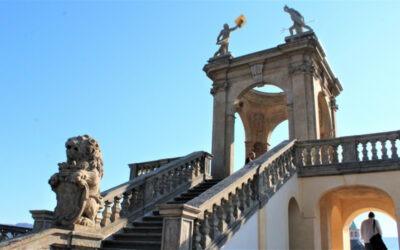 Opravený Gloriet na zámku v Děčíně se otevřel pro návštěvníky