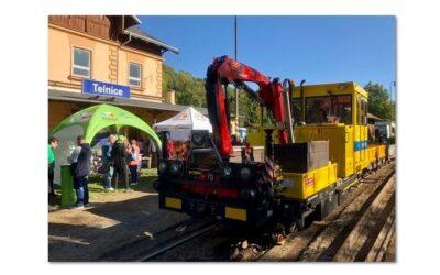 Kozí dráha v Telnici slavila výročí i obnovu