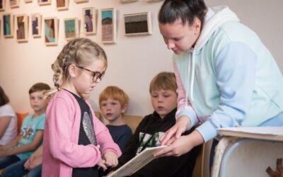 A z dětí se stali čtenáři … Významnou událost umocnil ceremoniál